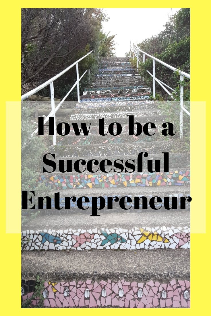 How to be a successful entrepreneur after 50. Steps to success.