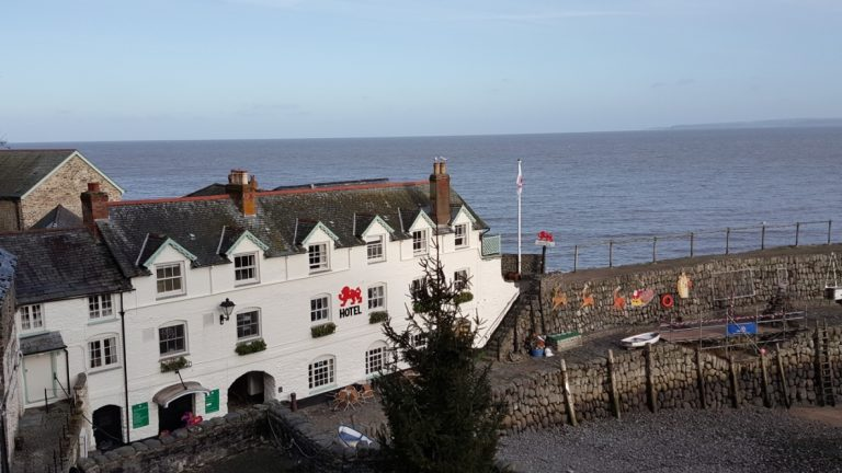 The Red Lion Hotel, Clovelly, North Devon