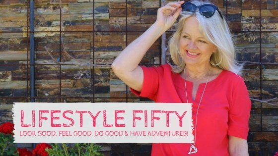 Fashion, Lifestyle and Travel Inspiration for women over 50