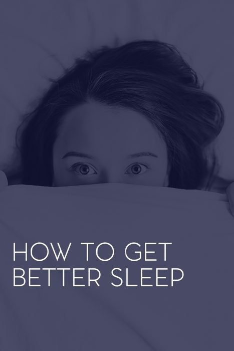 Do You Have Difficulty Sleeping?