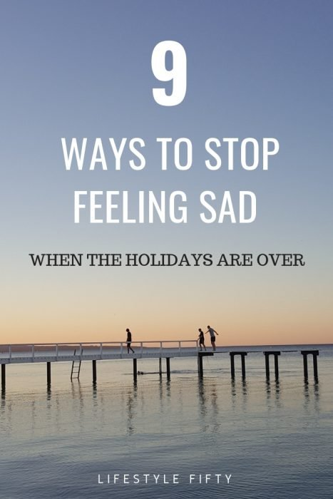 HOW TO STOP FEELING SAD