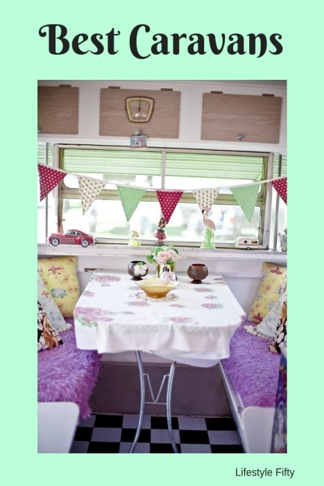 best caravans for the retirement dream