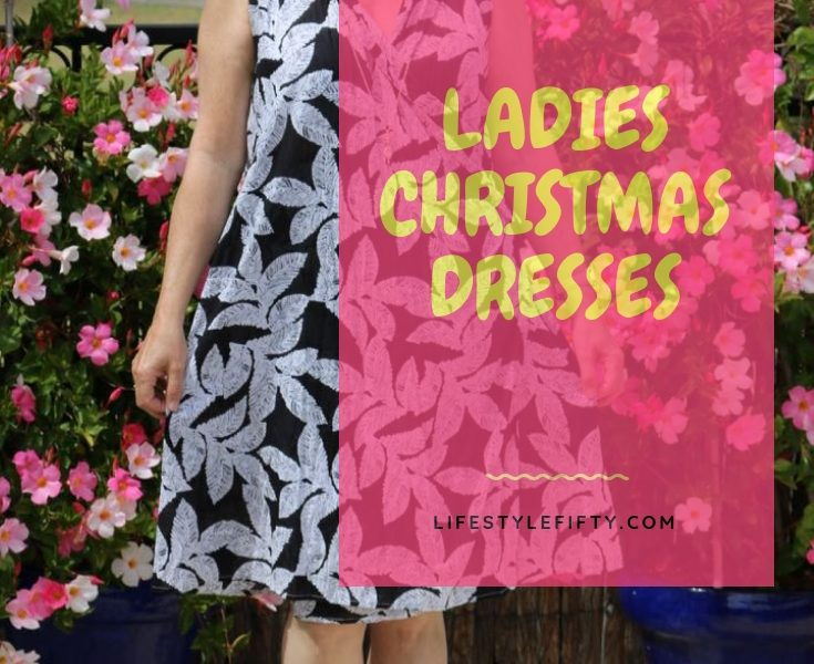 Ladies Christmas Dresses