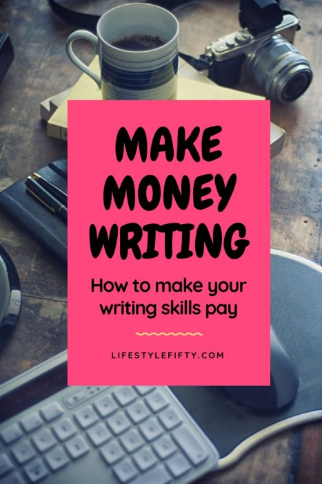 Make Money Writing. How one woman turned her writing skills into a writing business.