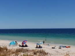Beach in Western Australia - Peppermint Grove