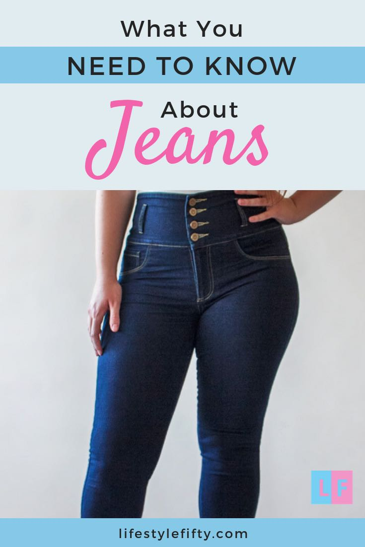 cb847fc9249 Best Jeans for Women over 50 - Lifestyle Fifty