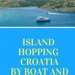 Island Hopping in Croatia on a Cycle Cruise Holiday.
