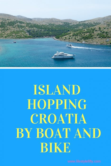 Island Hopping Croatia by Boat and Bicycle