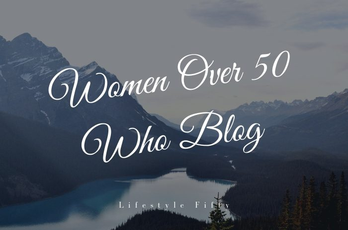 Women Over 50 who blog - Debs World