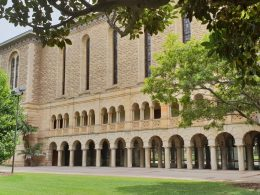 UWA, Perth Writers Festival