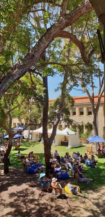 UWA - Perth Writers Festival