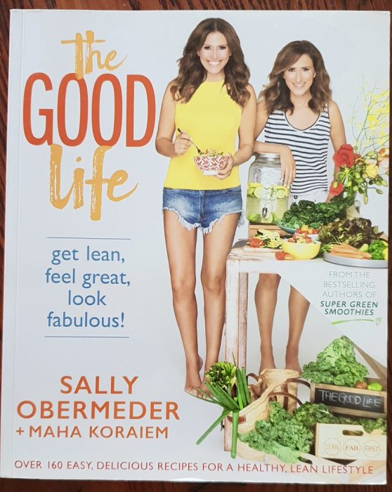 The Good Life recipe book