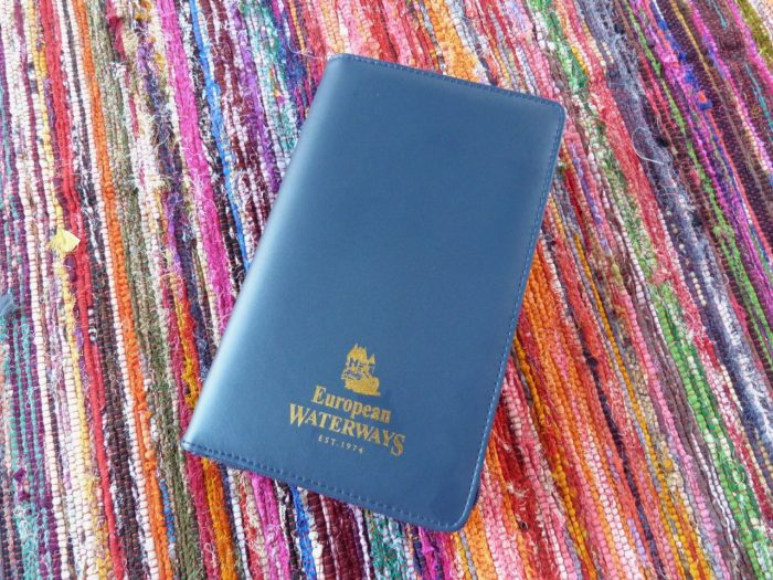 Travel Wallet for Hotel Barge in France, on Panache, European Waterways