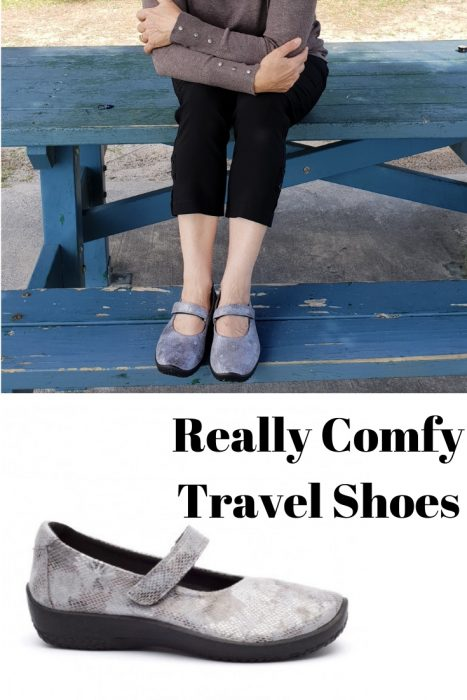REally Comfy Travel Shoes