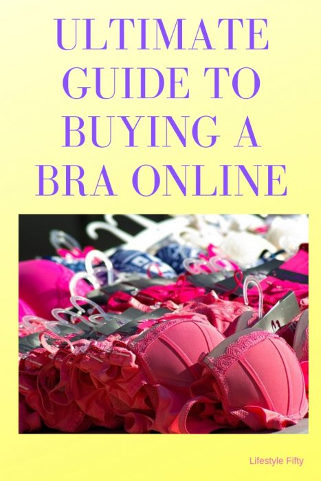 The Ultimate guide to buying a bra online. Image of bra from the post. Hints, tips, buying advice about how to fit a bra at home, best bras, cheap bras, what are the best bras to buy online, tips, tricks and problem solving solutions.