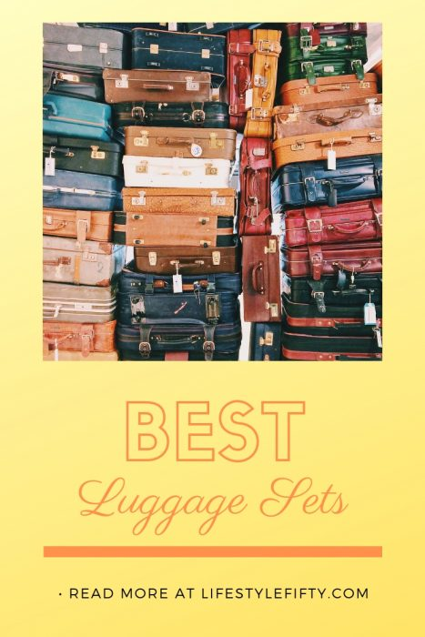 Best Luggage Sets. Read our reviews for best suitcases and luggage sets for travel. Pic of suitcases.