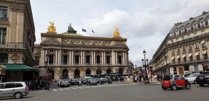 L'Opera Garnier