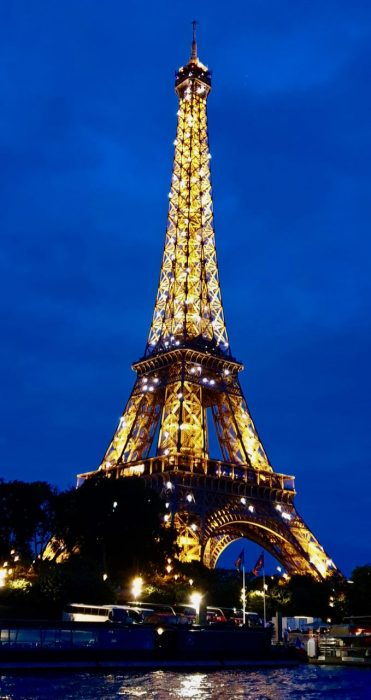 Eifel Tower illuminations