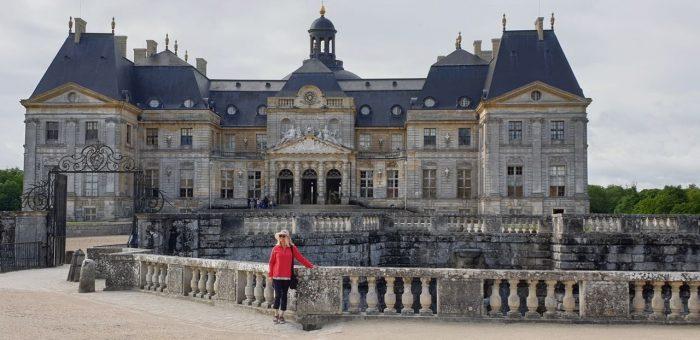 Chateau de Vaux Le Vicomte.
