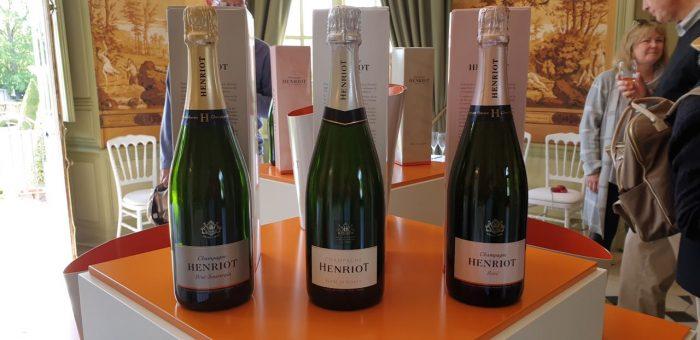 Henriot Champagnes.