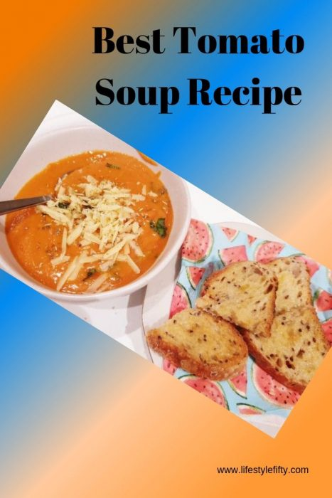 Best tomato soup recipe