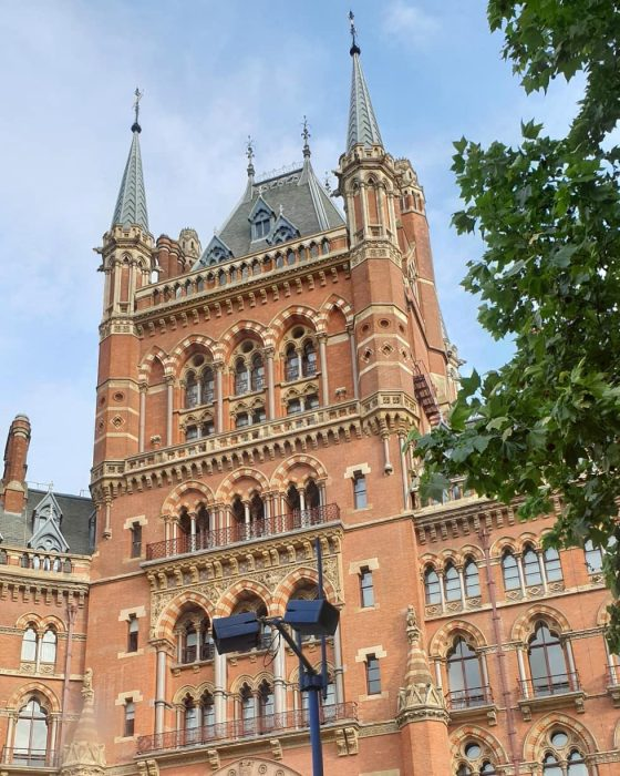 St Pancras, London