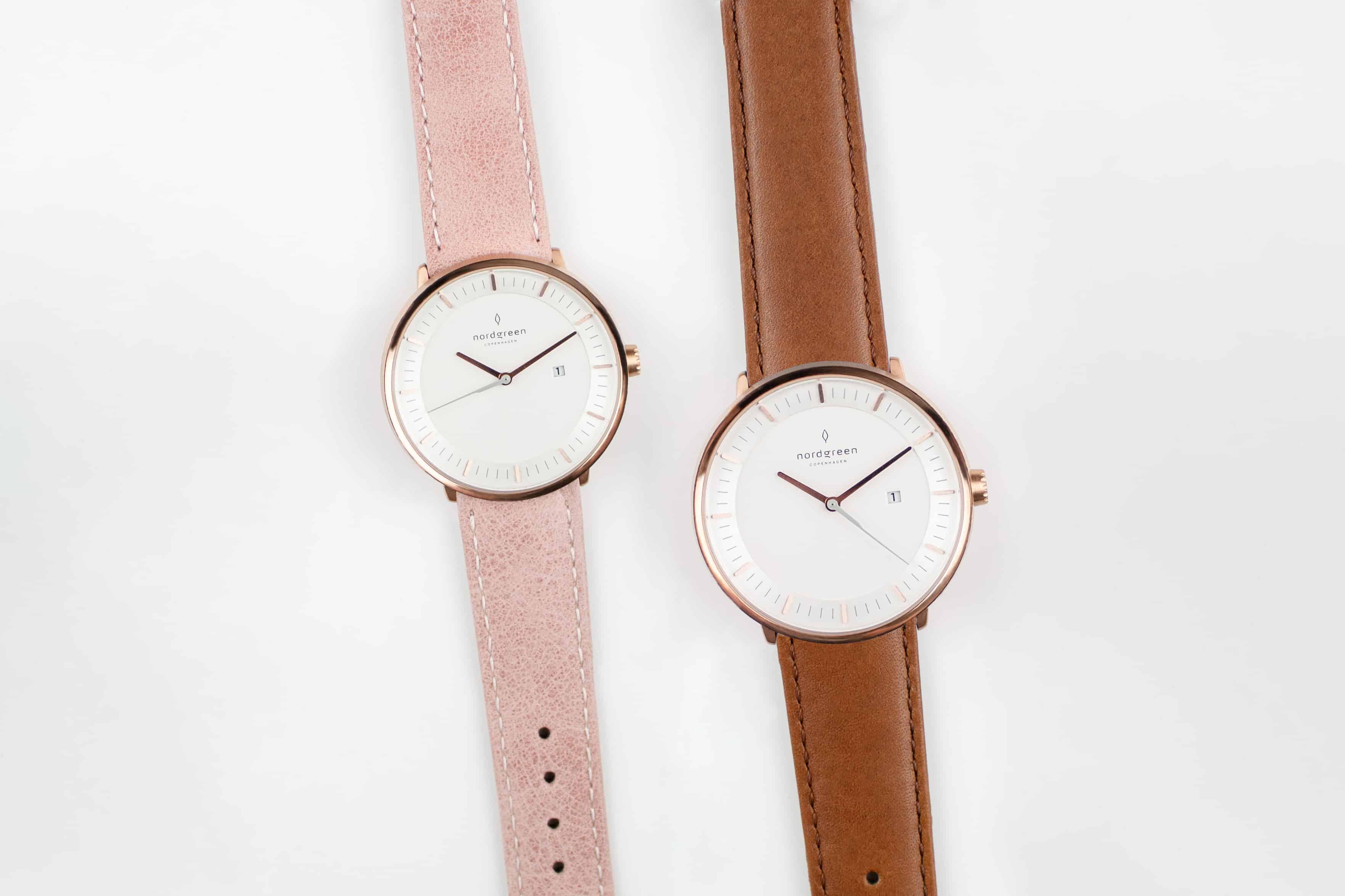 Nordgreen minimalist watches