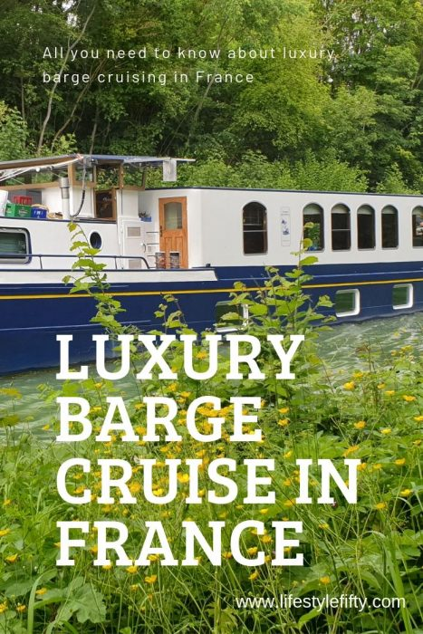 Find out what it's like aboard a luxury barge cruise in France with European Waterways. Jo Castro experienced a 6 day trip in the Champagne Region aboard Le Panache. Here, she tells it like it is ...