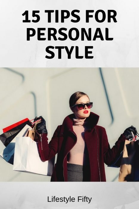 15 Tips for Personal Style after 50