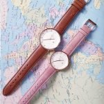 Classy Minimalist Watches (for women and men with style).
