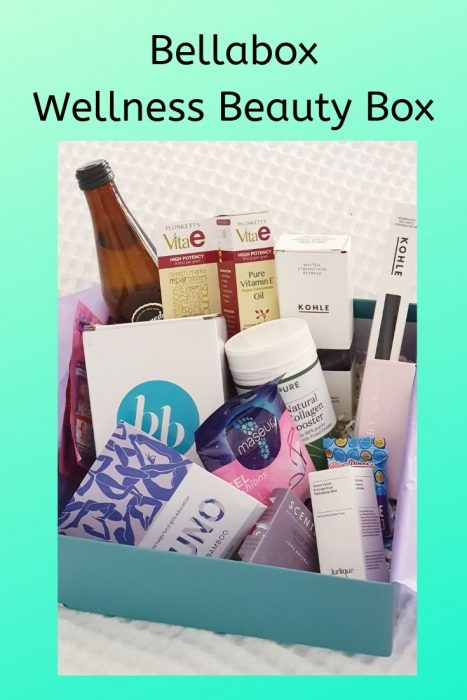 Gorgeous products in the Bellabox Wellnes beauty box. Beauty Box Subscriptions Australia.