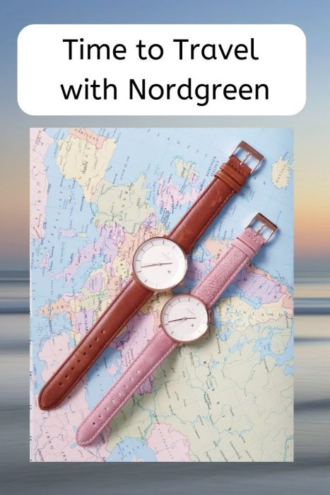 Nordgreen watches - his and hers.