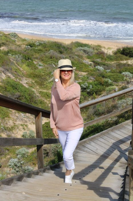 Add a Panama Hat for personal style after 50