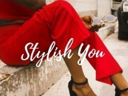 Pic of women in red trousers, Stylish you, style advice