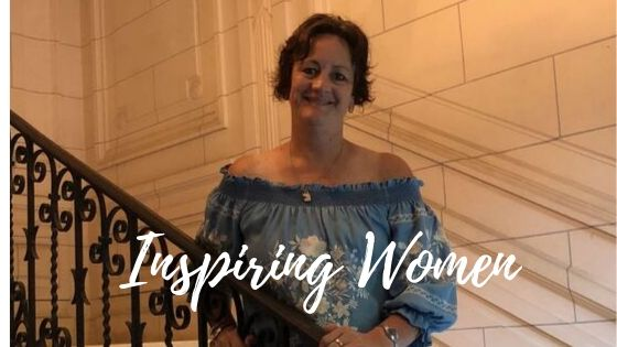 Inspiring women over 50 Jo McIntosh