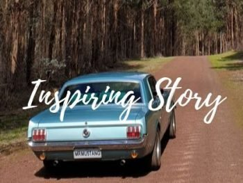 Mr Mustang Hire from the blog post Inspiring Stories