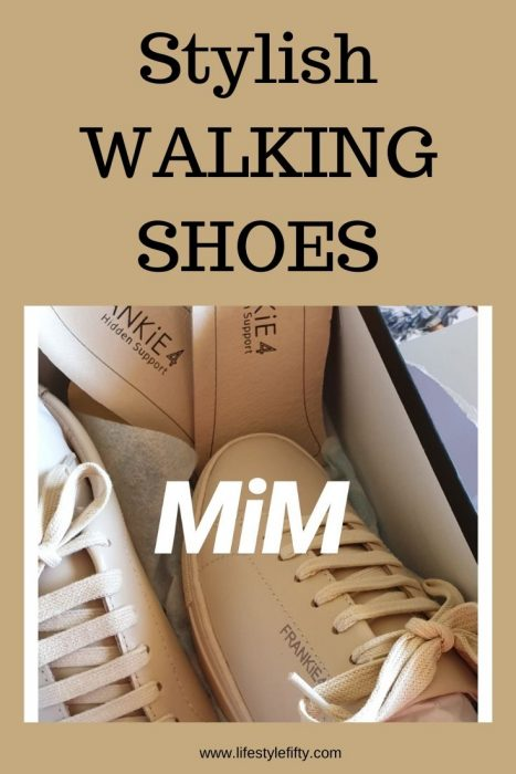Stylish comfy walking shoes MiMs