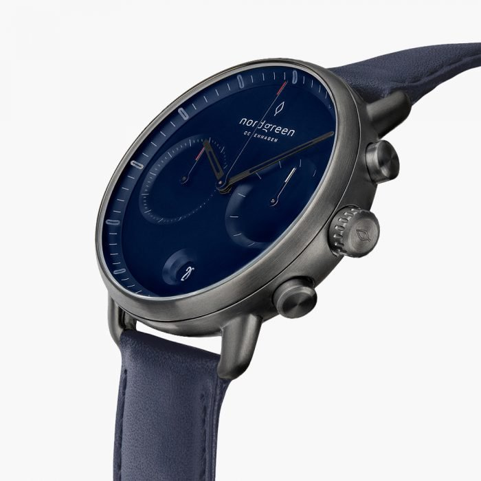 Pioneer Designer watch from Nordgreen, Denmark