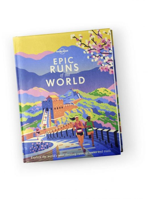 Epic Runs of the World, Lonely Planet