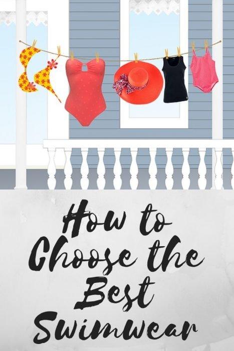 How to choose swimwear graphic