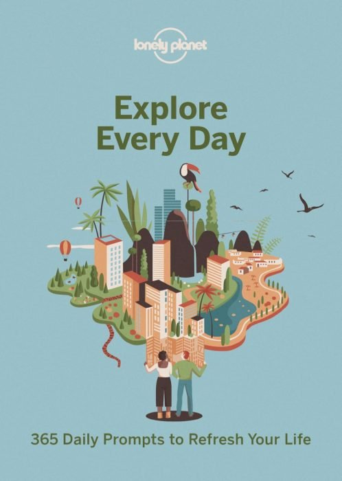 Explore Every Day Book cover