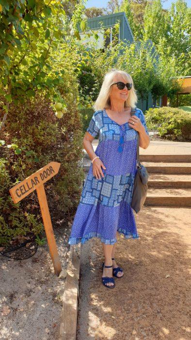 Blue Dress - packing list - Bali