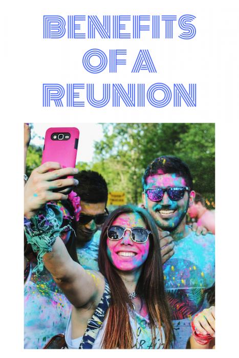 Benefits of a reunion