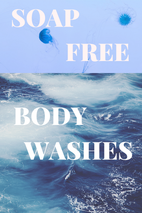 Body Washes that are soap free