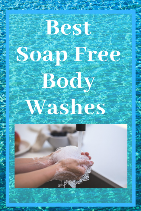 What you should know about soap free body washes
