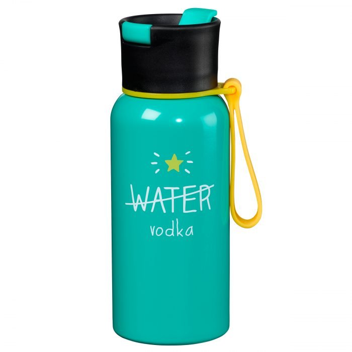 Humorous Water Bottle