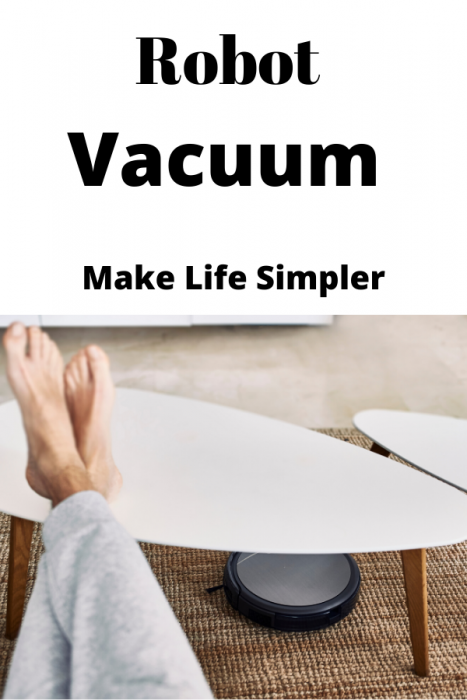 Robotic Vacuum Cleaner, Lifestyle Appliances