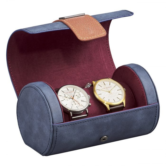Watch Roll - Valentine's Day Gift Idea for Him