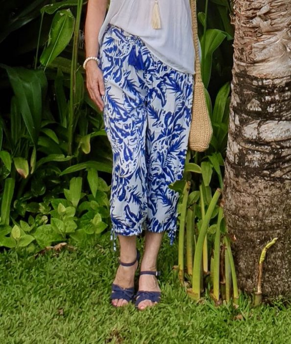 Tropical clothing - what to pack for a holiday in Bali