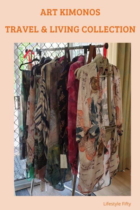 Art Kimonos